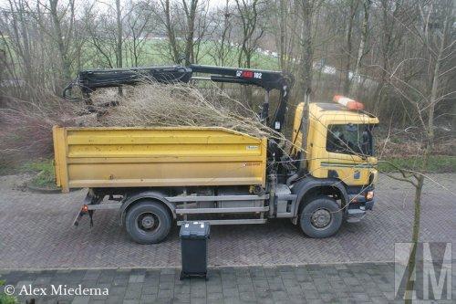 Scania 94 van Alex Miedema