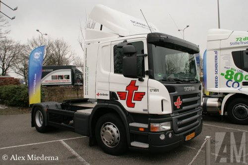 Scania P310 van Alex Miedema