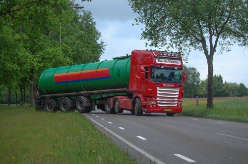 Foto van een Scania R500. Geplaatst door Jelle_Oosterveen op 30-05-2016 om 17:32:49, met 5 reacties.