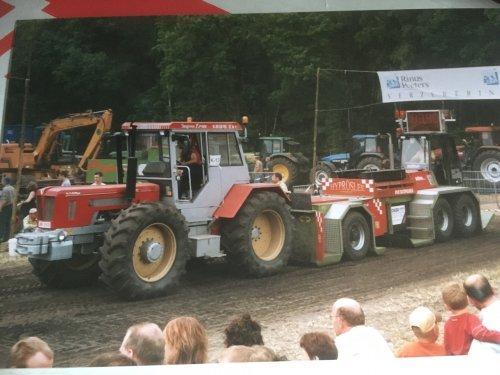 Schlüter Super Trac 1600 TVL van RVM