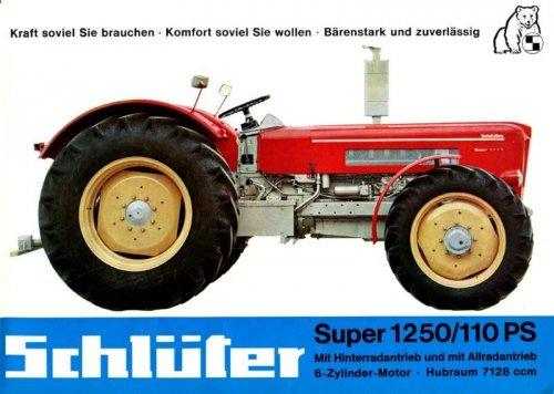 Schlüter 1250V van Schluterfan