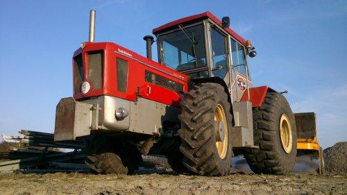 Schlüter Super 2500 VL van ford3000