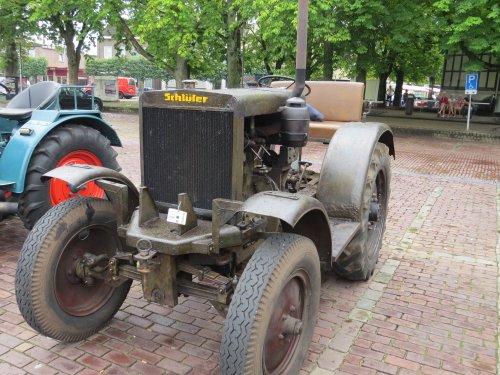 Schlüter DSU 25 van oldtimergek