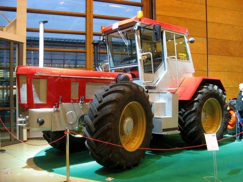 Schlüter Super Trac 2500VL van collin ihfan