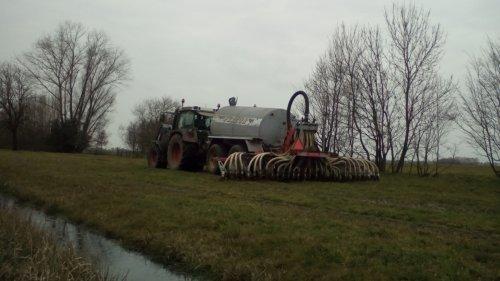 Foto van een Schouten Bemester +peecon tank. Geplaatst door dikketrekker op 06-04-2016 om 08:29:07, op TractorFan.nl - de nummer 1 tractor foto website.