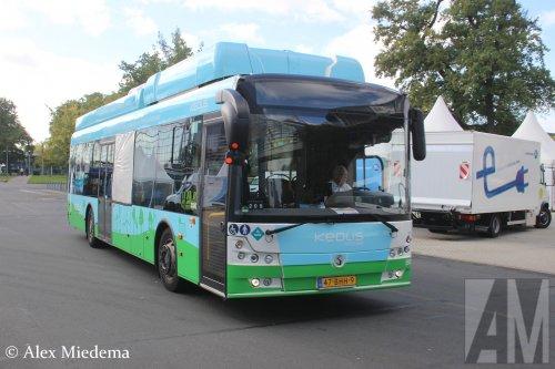 Solbus Solcity (bus) van Alex Miedema