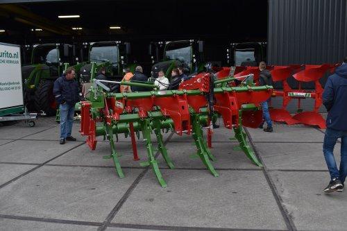 Foto van een Steeno Cultivator. Geplaatst door jordi 1455 op 12-01-2019 om 22:37:37, op TractorFan.nl - de nummer 1 tractor foto website.