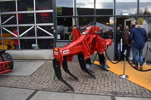 Foto van een Steeno Cultivator. Geplaatst door jordi 1455 op 12-01-2019 om 22:37:41, op TractorFan.nl - de nummer 1 tractor foto website.