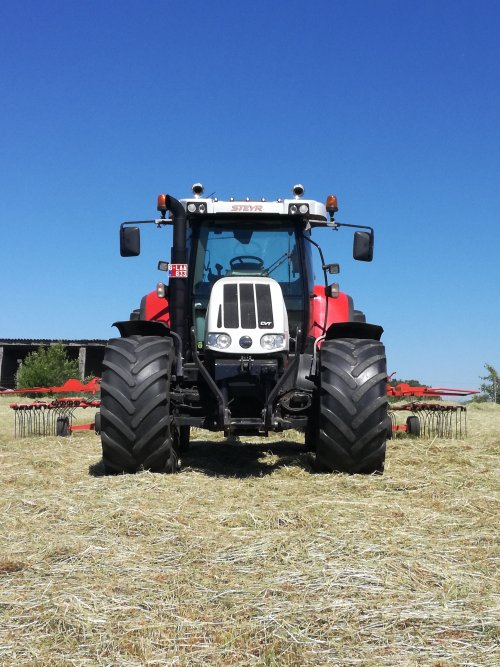 Steyr CVT 6195  Canada  Tractor picture #1167898