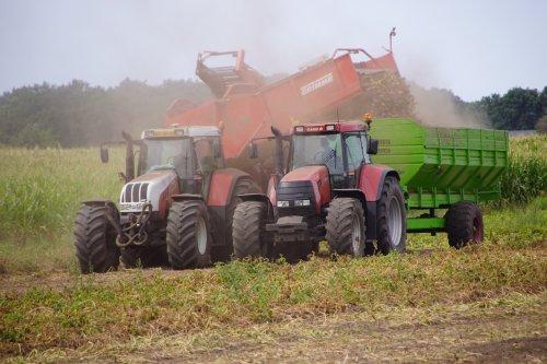 Foto van een Steyr CVT 170. Geplaatst door jans-eising op 26-08-2018 om 18:33:35, op TractorFan.nl - de nummer 1 tractor foto website.