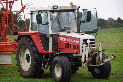 Steyr 8080 van jans-eising