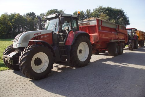 Steyr CVT 6170 van jans-eising