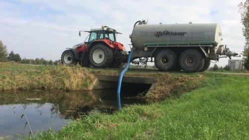Foto van een Steyr CVT 170. Geplaatst door tonhulten op 26-01-2019 om 20:30:35, op TractorFan.nl - de nummer 1 tractor foto website.