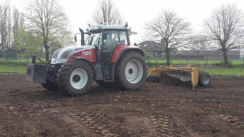 Foto van een Steyr CVT 6195. Geplaatst door tonhulten op 26-01-2019 om 20:32:39, op TractorFan.nl - de nummer 1 tractor foto website.