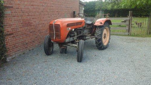 Foto van een Steyr 188,ook een paar maanden van mij geweest maar heb er eigenlijk niks mee gedaan en is terug verkocht.