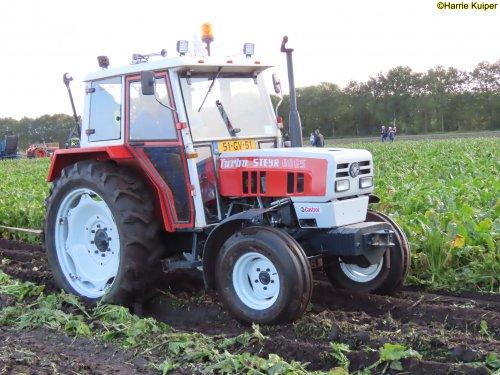 Steyr 8065 van oldtimergek