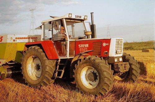Steyr 8165 van stijn-de-bock