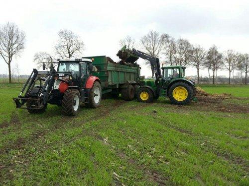 mestrooien, loonbedrijf Lalkens met de mest strooier. Geplaatst door rick-mandersloot op 23-04-2013 om 19:30:51, met 3 reacties.