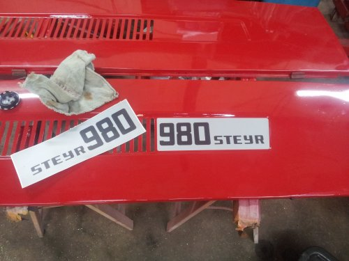 Steyr 980 Fondo de escritorio