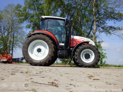 Steyr Multi 4105 van thomie22