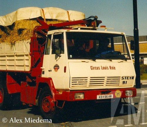 Steyr 91 van Alex Miedema