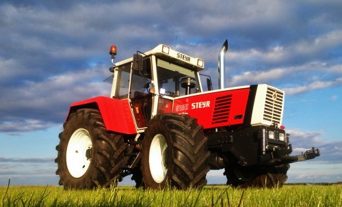 Steyr 8180 van marco steyr