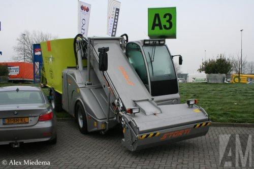 Storti Dobermann SW 200 van Alex Miedema