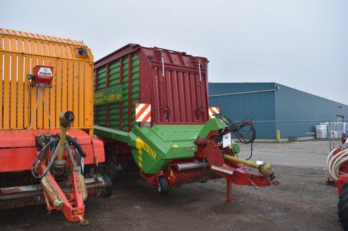 Foto van een Strautmann Vitesse. Geplaatst door jordi 1455 op 28-12-2019 om 23:37:52, op TractorFan.nl - de nummer 1 tractor foto website.