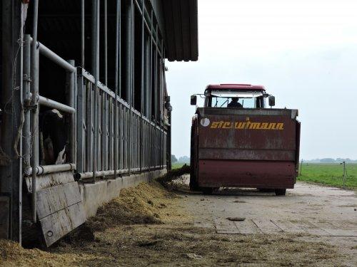 Strautmann Voerwagen van deere97