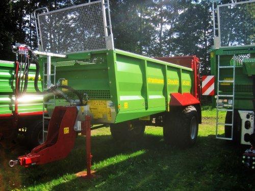 Foto van een Strautmann Streublitz. Geplaatst door jordi 1455 op 18-09-2016 om 23:32:36, op TractorFan.nl - de nummer 1 tractor foto website.