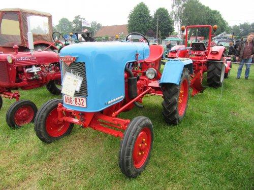 Foto van een Sulzer Onbekend, heeft een Deutz motor. Geplaatst door erik9831 op 08-06-2016 om 11:45:08, op TractorFan.nl - de nummer 1 tractor foto website.