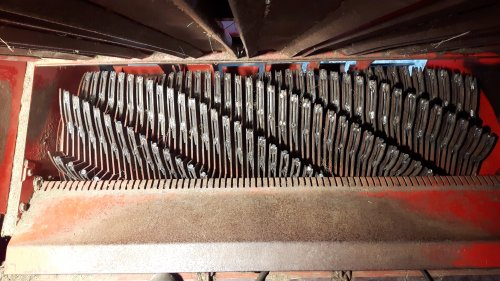 Taarup Onderdelen van casejxu