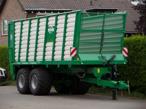 Tebbe Silagewagen van JD6930