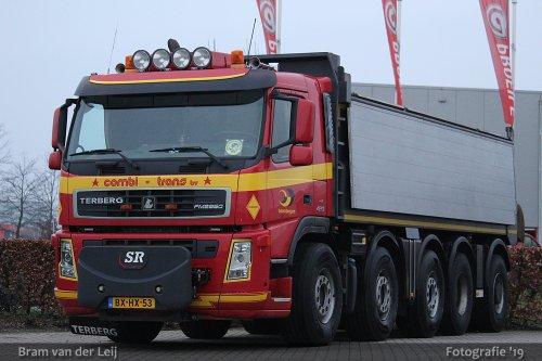 Terberg FM van Bram van der Leij
