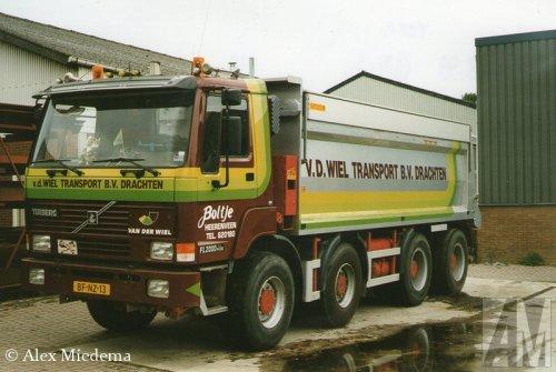 Terberg FL2000 van Alex Miedema