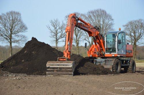 Foto van een Terex TW 150. Geplaatst door rolandfotografie op 25-03-2020 om 11:35:25, op TractorFan.nl - de nummer 1 tractor foto website.