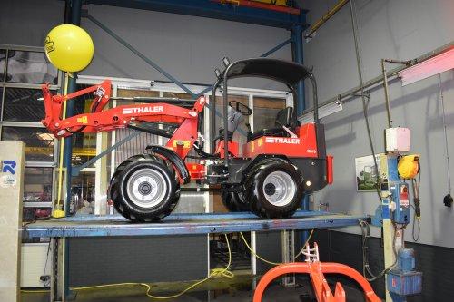 Foto van een Thaler onbekend/overig. Geplaatst door jordi 1455 op 08-01-2019 om 22:40:36, op TractorFan.nl - de nummer 1 tractor foto website.