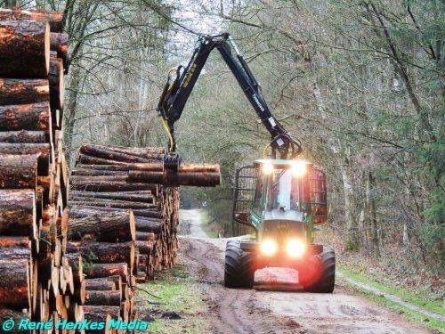 Timberjack 810D van René