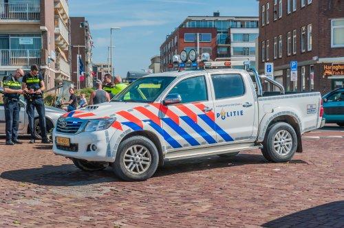 Foto van een Toyota HiLux, opgebouwd voor personenvervoer.. Geplaatst door xrayjaco op 25-08-2019 om 14:13:46, op TractorFan.nl - de nummer 1 tractor foto website.
