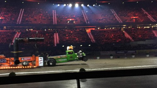 tractor pulling Tractorpulling van Yanmarthomas