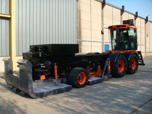tractorpulling Sleepwagen van Fendttrisixfan