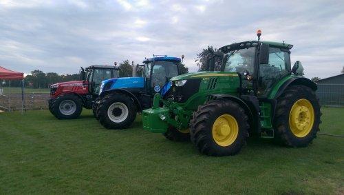 Tractors Diverse van velsje