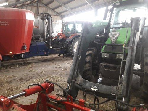 Tractors Diverse van trean