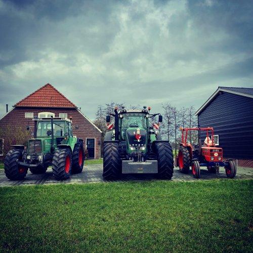 Foto van een Tractors Diverse.   Fendt 612 lsa-e Fendt 936 profi Same Minitaurus 60. Geplaatst door Jeroen1988 op 17-01-2020 om 14:24:32, met 5 reacties.