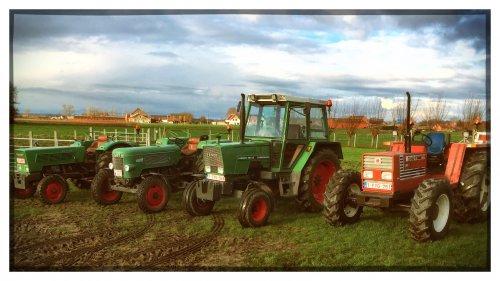 Foto van een Tractors Diverse  De