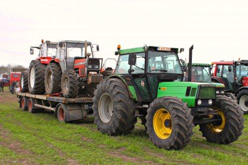 Tractors Diverse van DennisVanDerSteen