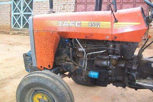 Tafe 8502 van Hemink