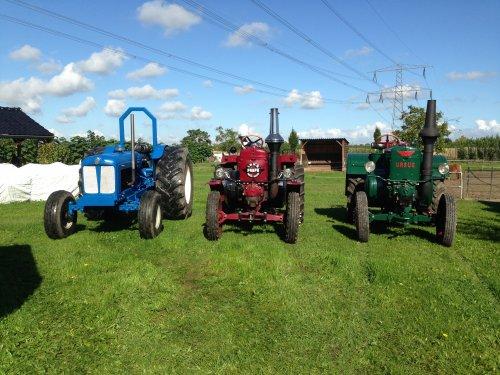 Tractors Diverse van ursusman