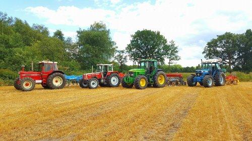 Tractors Diverse van kees-steyr