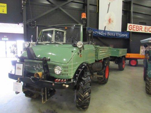 Unimog 406 (vrachtwagen), foto van jans-eising